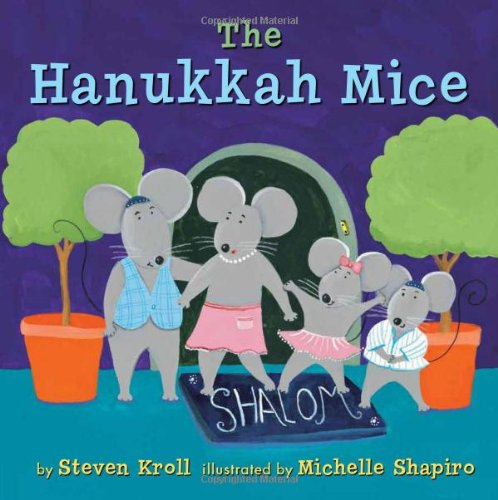 Image result for hanukkah mice