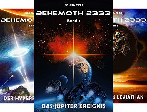 Behemoth 2333 (Reihe in 5 Bänden)