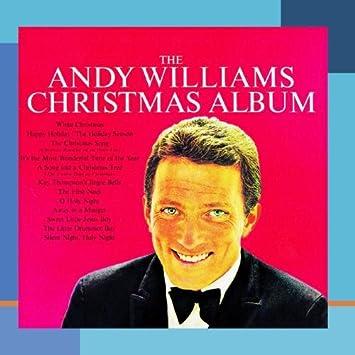 Andy Williams Christmas.The Andy Williams Christmas Album