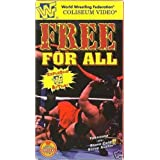 WWF Free For All 1997 VHS World Wrestling Federation Video