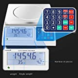 Industrial Counting Scales 30kg/0.1g Laboratory