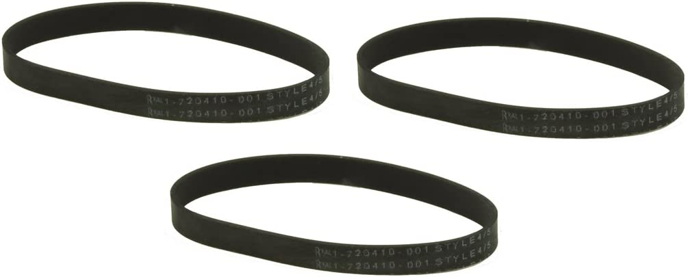 Dirt Devil 1-720410-001 Vacuum Beater Bar Belt Genuine Original Equipment Manufacturer (OEM) Part