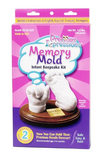 infant plaster casting kit - 5