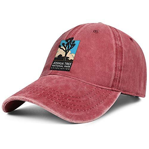 Unisex Men Adjustable Joshua Tree National Park Baseball Cap Street Dancing Strap Hats