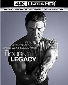 The Bourne Legacy [Blu-ray]
