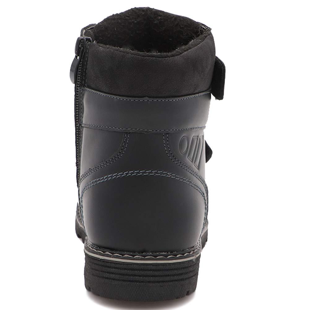 Childrens Martin Boots Fashion Plush Warm Cute Winter Felt Boots School Sports Shoes