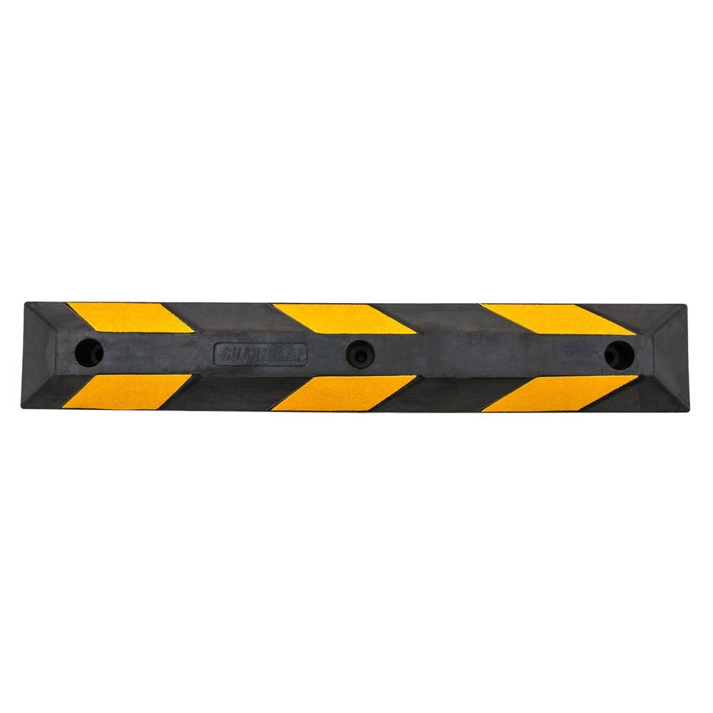 Guardian DH-PB-5 Heavy Duty Rubber Parking Curb-36 Long by Guardian (Image #5)
