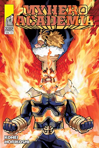 My Hero Academia, Vol. 21