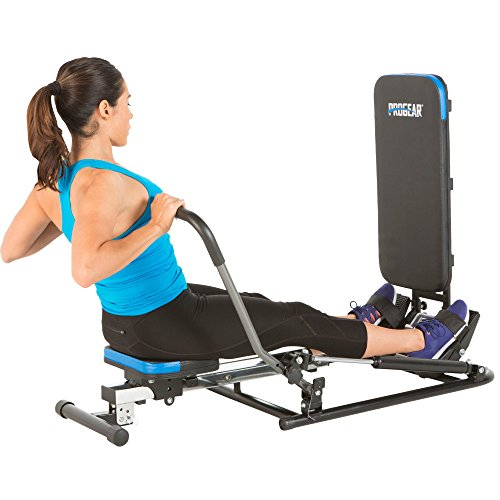 ProGear 750 Rower with Additional Multi Exercise Workout Capability, Black by ProGear (Image #2)