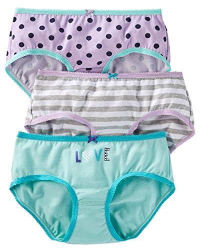 OshKosh 3pk Panties Heart Princess product image