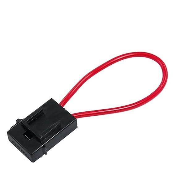 eDealMax FB-045U plástico Bloque de fusibles para el carro ...