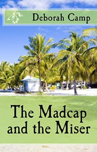 book cover of The Madcap and the Miser