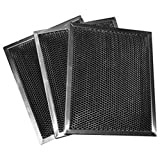 Best Whirlpool Range Hood Filters - Whirlpool W10355450 Charcoal Hood Filter. 3-Pack Review