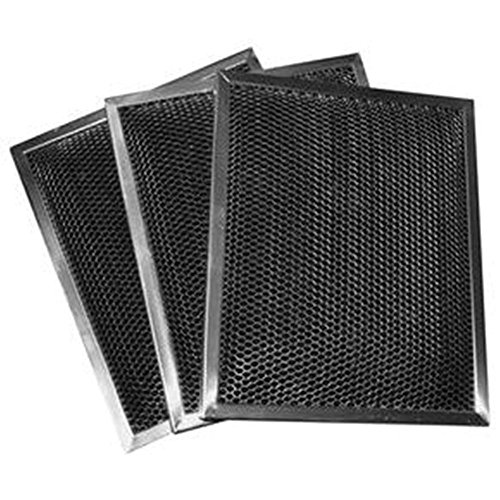 Whirlpool W10355450 Charcoal Filter 3 Pack