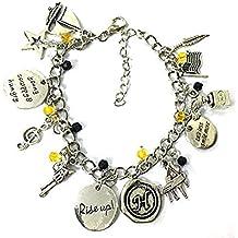 Hamilton Broadway Bracelet Jewelry Merchandise Idea - Hamilton Musical Gifts for Girls