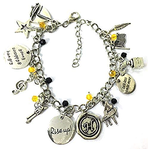 Alexander Musical Soundtrack Charm Bracelet Women - Dear Even Hansen Broadway Bracelets Gifts Jewelry Merchandise for -