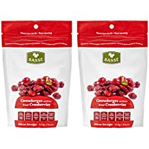 Dried Cranberries, Craisins from Basse Dried Fruits (2 Pounds)