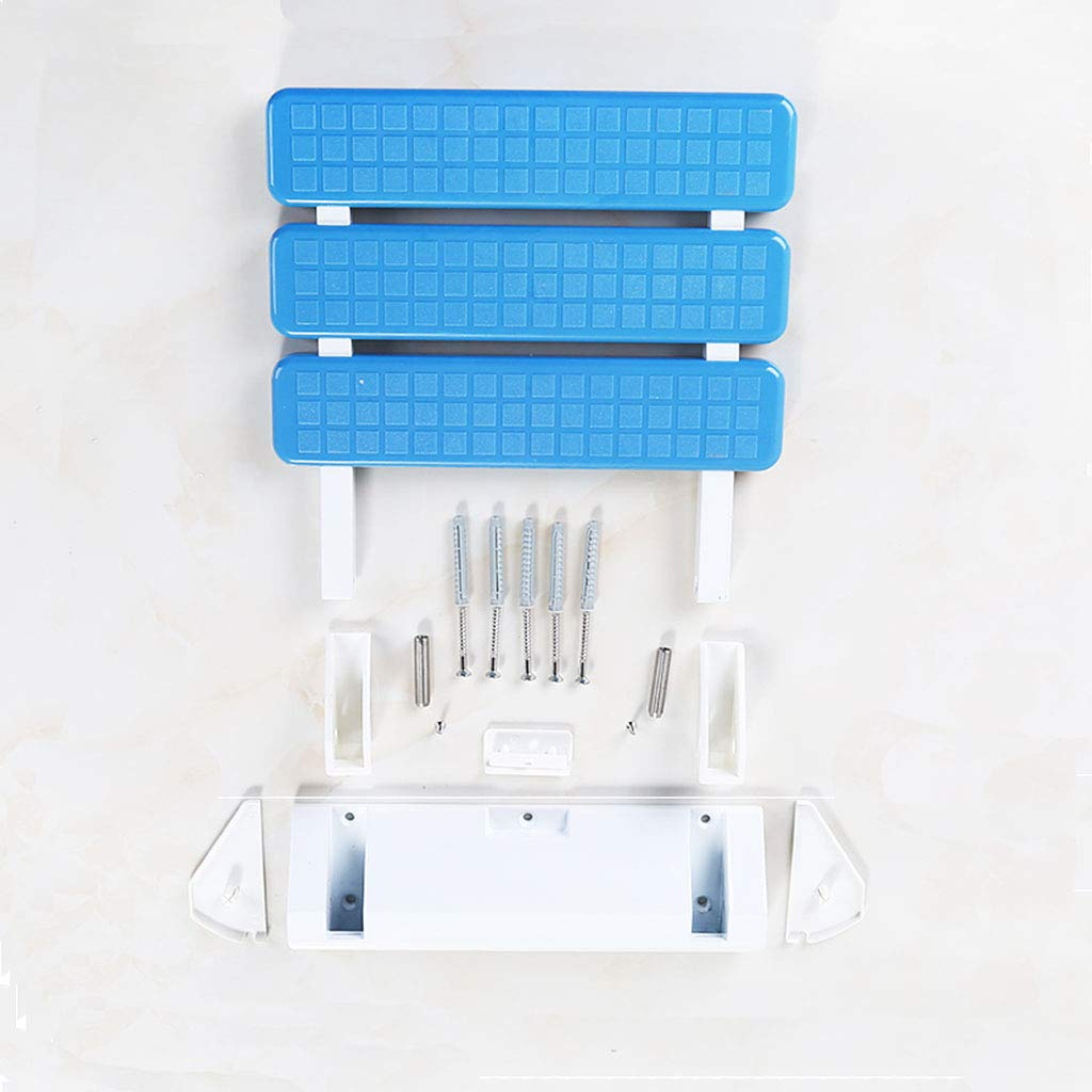 Amazon.com: Li Wei Shop Bathroom Folding Chair Shower seat Safety ...