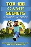 download ebook secrets handbook: top 100 ultimate minecraft secrets: (unofficial minecraft guide with tips, tricks, hints and secrets, guide for kids, master handbook, book for kids, updated edition) pdf epub