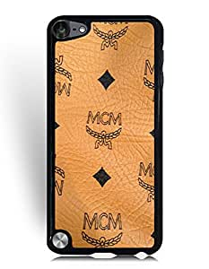 Ipod Touch 5th Funda Case, MCM Logo Ipod Touch 5th Funda Case Scratch Resistant Phone Cover