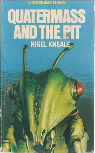 Resultado de imagem para Quatermass and the Pit Nigel Kneale