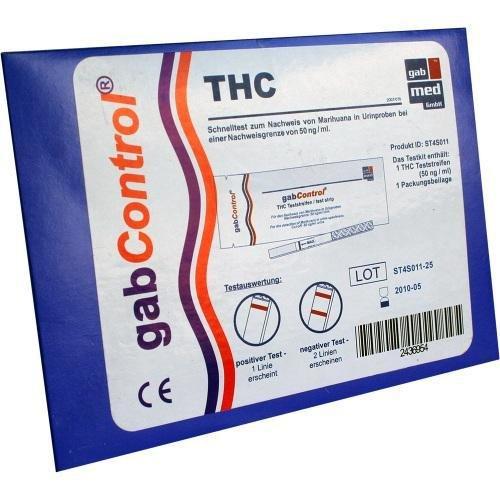 DROGENTEST THC Teststreifen, 1 St