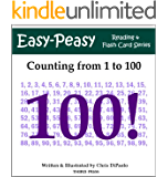 Counting Numbers 1 to 100 (2 Books in One!) (Easy-Peasy Math Flash Card Series)