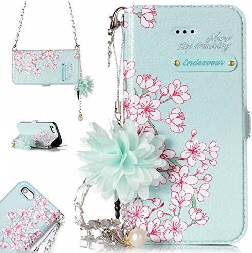 Handbag Aeeque Magnetic Leather Blossom