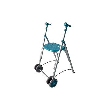Forta fabricaciones - Andador de aluminio con asiento de FORTA ...