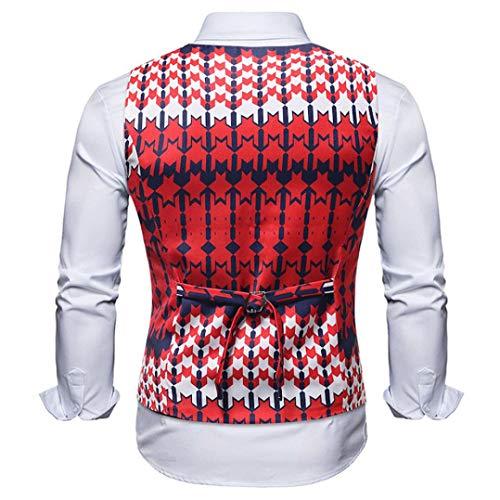 Gilet Vêtements Hiver Solde Suit Mariage Slim Manche Costume Sans Imprimé Smoking Vintage Veste overdose Skinny Workwear Rose Carreaux Wedding Homme 0TwYx8Ofwq