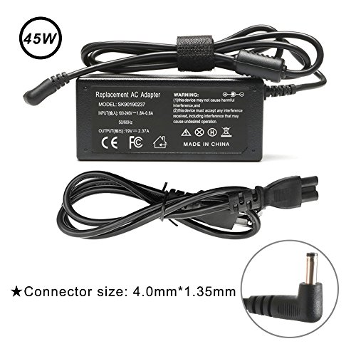 Asus Laptop Charger 19V 2.37A For Asus S220 S200E X201E - 5