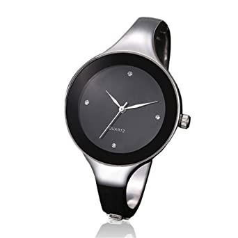 Amazon.com: Despacho. Relojes mujeres, SINMA Simple pulsera ...