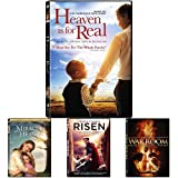 Heaven is For Real + Miracles From Heaven + Risen + War Room