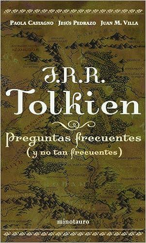 Libros Descargar Gratis J.r R. Tolkien: Preguntas Frecuentes (y No Tan Frecuentes) Archivos PDF