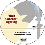 High Concept Lighting for Video Production