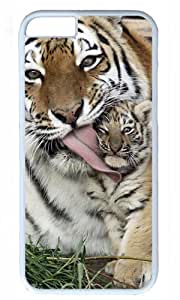Cute parent animal Easter Thanksgiving Masterpiece Limited Design PC White Case for iphone 6 by Cases & Mousepads