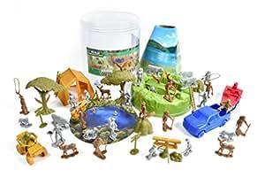 Sunny Days Entertainment Wild Adventure Camping Bucket Toy