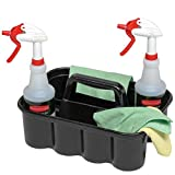 TableTop king 3154-88 Deluxe Janitor Carry Caddy (FG315488BLA)