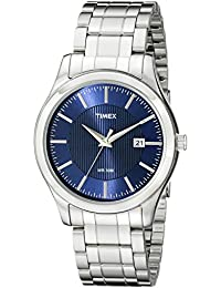 Mens T2N9769J Elevated Classics Stainless Steel Bracelet Watch