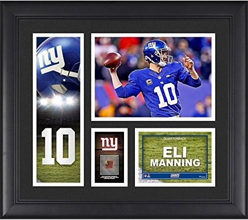 Eli Manning New York Giants Framed 15