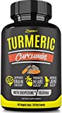 Cheap Premium Turmeric Curcumin with Bioperine Black Pepper for Best Absorption-Joint Pain Relief, Anti-Inflammatory, Antioxidant Supplement with 95% Standardized Curcuminoids. Non-GMO, Made in US, 90 Caps