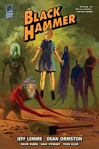 Black Hammer Library Edition Volume ()