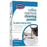 Urnex Cleancaf Coffee Maker & Espresso Machine Cleaner Powder, 3 Packets