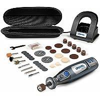 Dremel Micro 8050-35 Outil rotatif multi-usage sans fil Li-Ion (7,2V) 1 sac 1 batterie et 35 accessoires