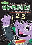 Sesame Street Write & Wipe Workbooks - Numbers - The Count