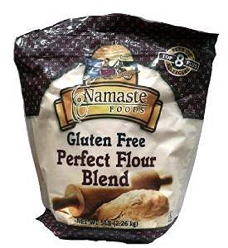 Namaste Foods - Gluten Free Perfect Flour Blend - 5 Lb Resealable Bag