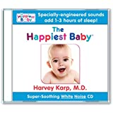 "The Happiest Baby on the Block New ""Super Soothing"" Calming Sounds CD (now ... with 5 great sounds!)"