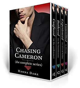 Chasing Cameron: the complete series by [Dare, Hanna]