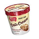 Perry's Ice Cream, Pint, Oats Cream, Snickerdoodle - Pack of 8