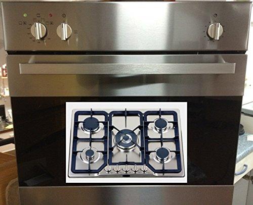 Set de cocina de gas empotrables/completo Gas/Gas Horno con ...